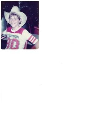hawke cowboy hat grin yellowstone shirt 1983