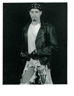 hawke leather apprentice shot black bg