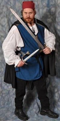 hawke pirate