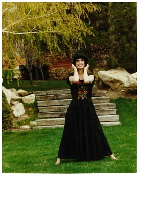 model black flowery ichabod quaking aspen 1991