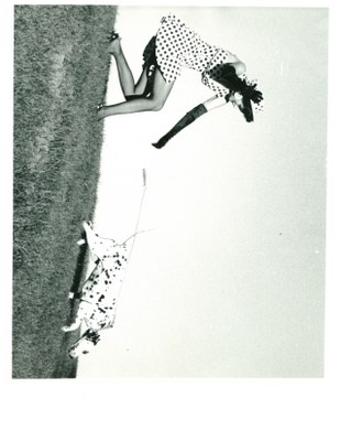 model polkadots and dalmation 1991