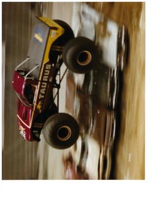 monster truck taurus 1991