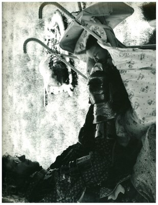 sca armored man feeding baby bottle 1991