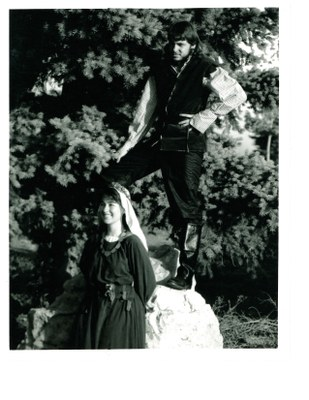 sca kat and guy on rock 1991