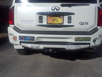 infiniti with bumper stickers 2012 09 18 16 12 26 384