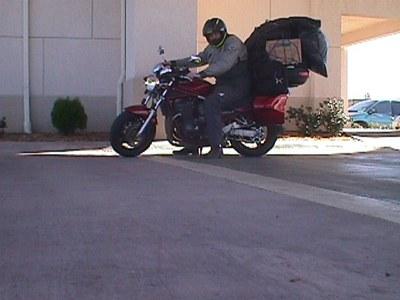MotorcyleLoadedWithHawke