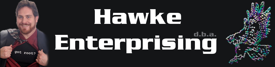 Hawke Enterprising d.b.a. Website